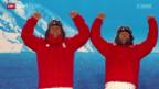 Video «Bob: Siegerehrung mit Beat Hefti» abspielen