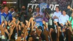 Video «Politisches Erdbeben in Kosovo: Wahlsieger muss in die Opposition» abspielen
