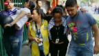 Video «Schweres Erdbeben in Mexiko» abspielen
