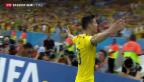 Video «Rodriguez macht kolumbianische Premiere perfekt» abspielen