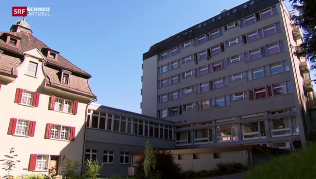Video ««Marienburg» macht sich parat für Flüchtlingsfamilien aus Syrien» abspielen