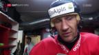 Video «Eishockey: Besuch beim EHC Visp» abspielen