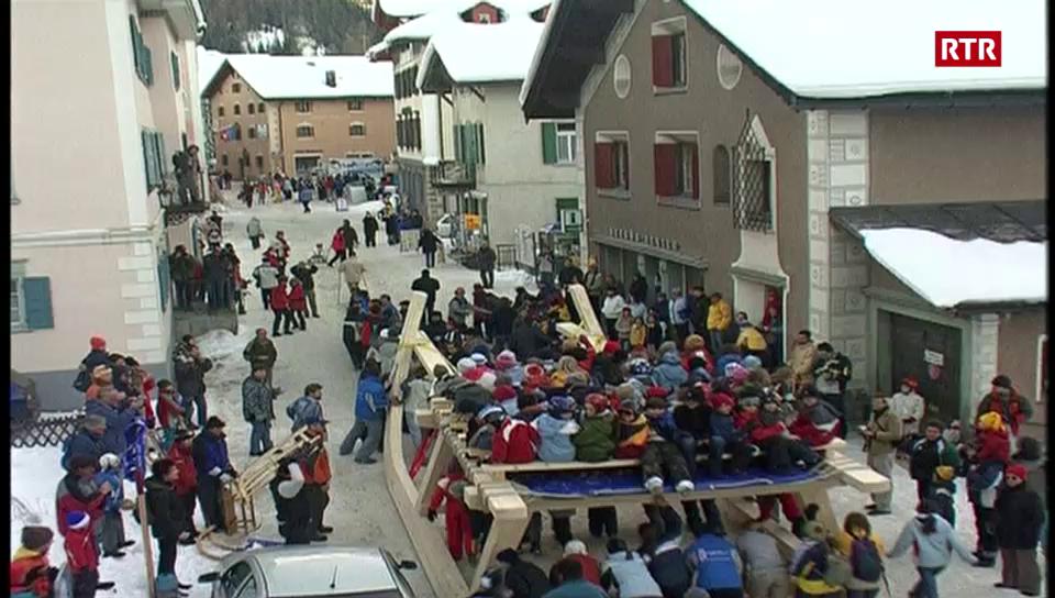 Record mundial a Bravuogn! - Ina scarsola gigantica (04-02-2006)