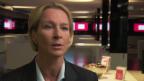 Video «Warum Lara Dickenmann nur teilweise trainiert» abspielen