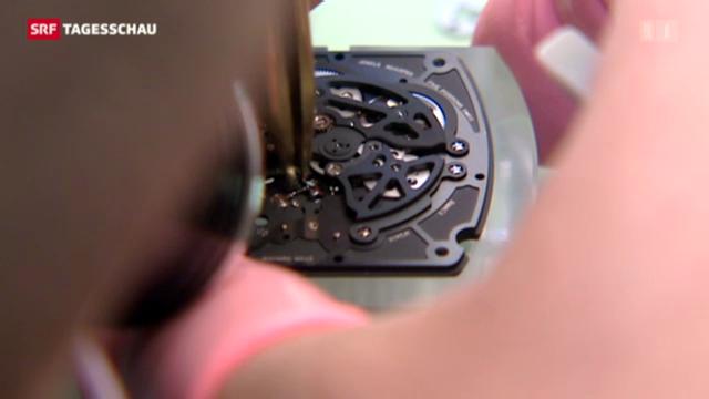 Uhrenindustrie verlässt Economiesuisse