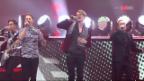 Video «Hecht & Dabu Fantastic «Angelina»» abspielen