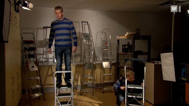 Leitern: So kommen Sie hoch hinaus