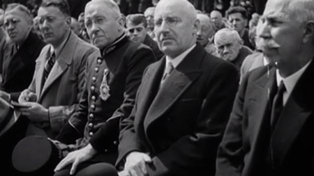 Video «Schweizer Landsgemeinden 1941» abspielen