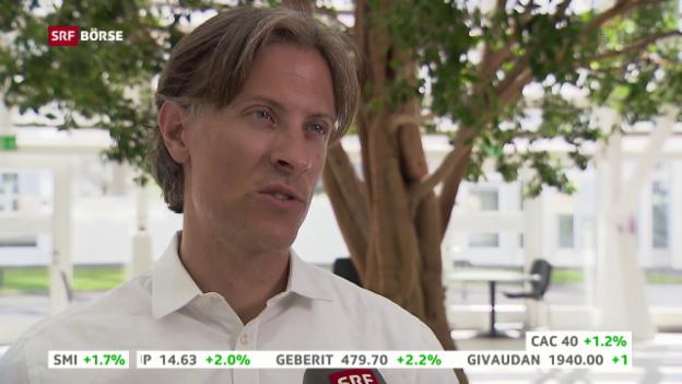 Video «SRF Börse vom 14.08.2017» abspielen