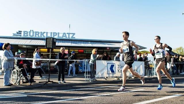 Marathonlauf – Grossalarm im Körper