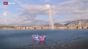 Video «Totes Bankgeheimnis: Die Folgen für den Bankenplatz Genf» abspielen