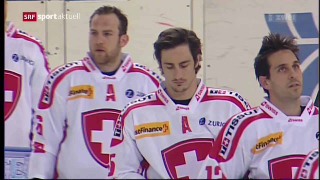 Schweizer Hockey-Nati schlägt Weissrussland