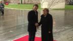 Video «Sebastian Kurz bei Angela Merkel» abspielen