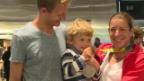 Video «Nicola Spirig und ihre Silbermedaille» abspielen
