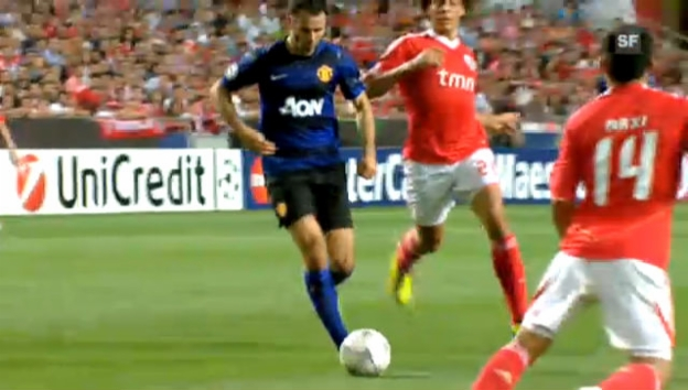Video «Ryan Giggs' Tore in der Champions League» abspielen