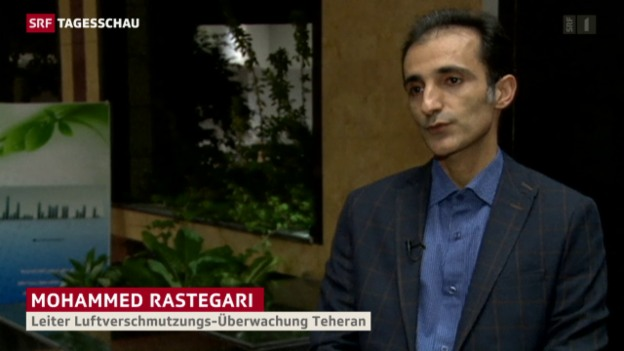 Video «Smog-Alarm in Teheran» abspielen