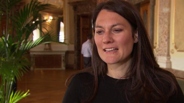 Video «Angelina Moser (GLP): «Es wird auch für uns nicht einfach»» abspielen