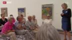 Video «Museumsbesuche für Demenzkranke» abspielen