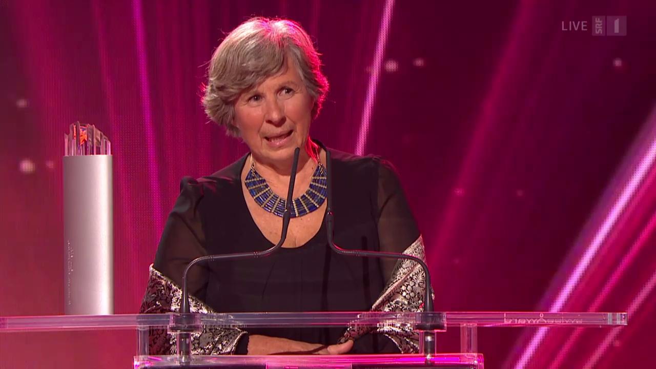 Katrin Hagen - Gewinnerin Kategorie Gesellschaft