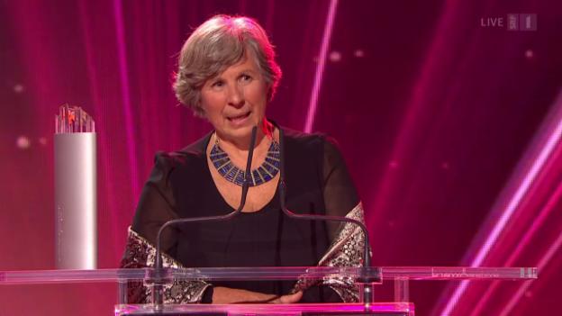 Video «Katrin Hagen - Gewinnerin Kategorie Gesellschaft» abspielen