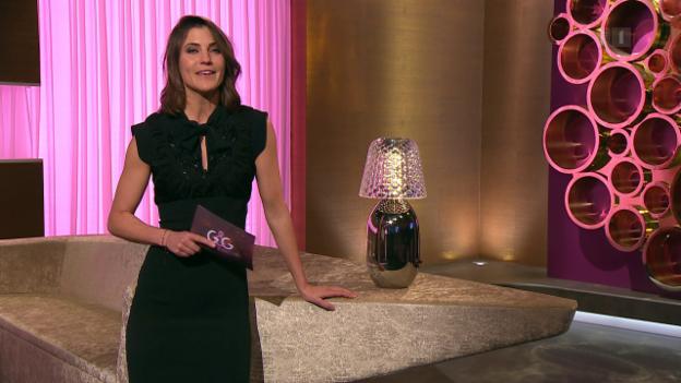 Video ««G&G» mit schönen Frauen, einem Sänger und prominenten Tänzern» abspielen
