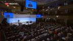 Video «Sicherheitskonferenz sorgt für Kontroversen» abspielen