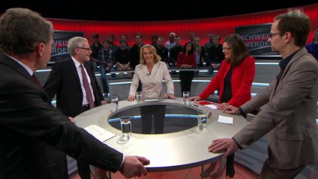 Video «Wer darf Schweizer werden?» abspielen