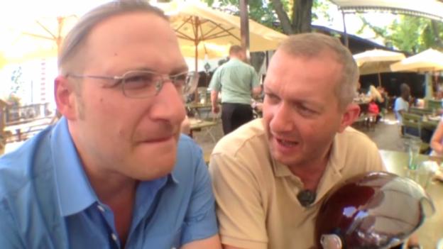 Video ««SRF bi de Lüt – Töfflibuebe»: Io will una Pizza!» abspielen