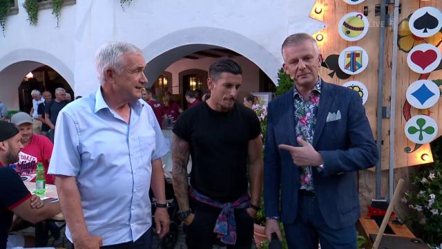 Video ««Donnschtig-Jass» 2019: Auftakt in Thun» abspielen