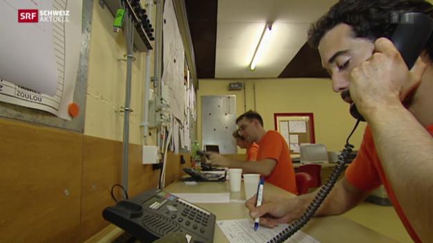 Video «Hitze-Notdienst für Betagte» abspielen