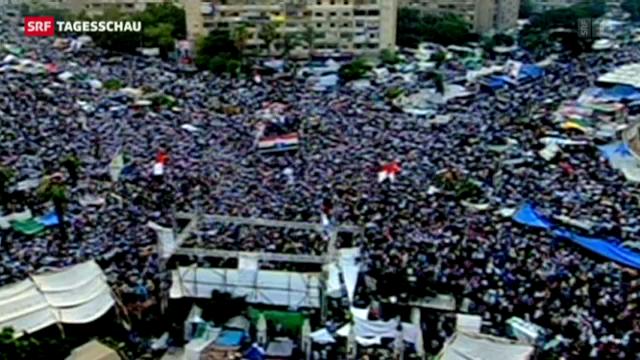 Augenzeugin zur Gewalt in Kairo