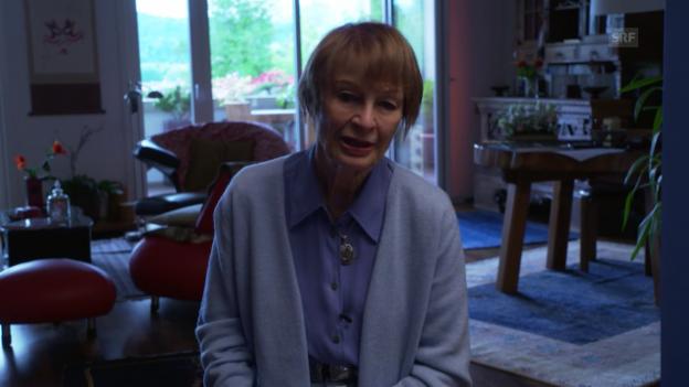 Video ««Das Bedürfnis zu schreiben ist so stark»» abspielen
