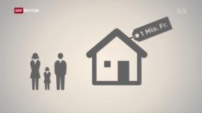 Video «Sind Hypotheken noch tragbar?» abspielen