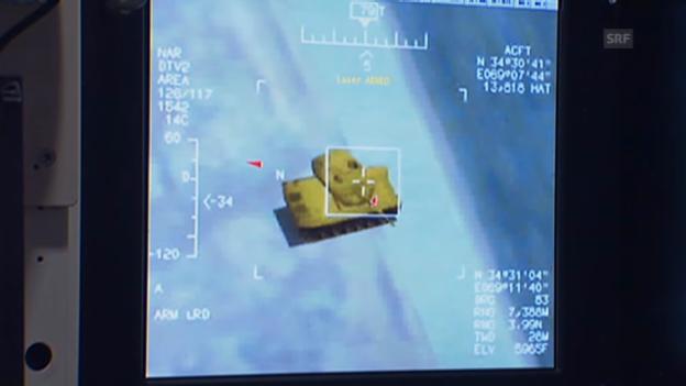 Video «Der saubere Drohnenkrieg der USA» abspielen