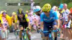 Video «Rad: Tour de France, 19. Etappe» abspielen