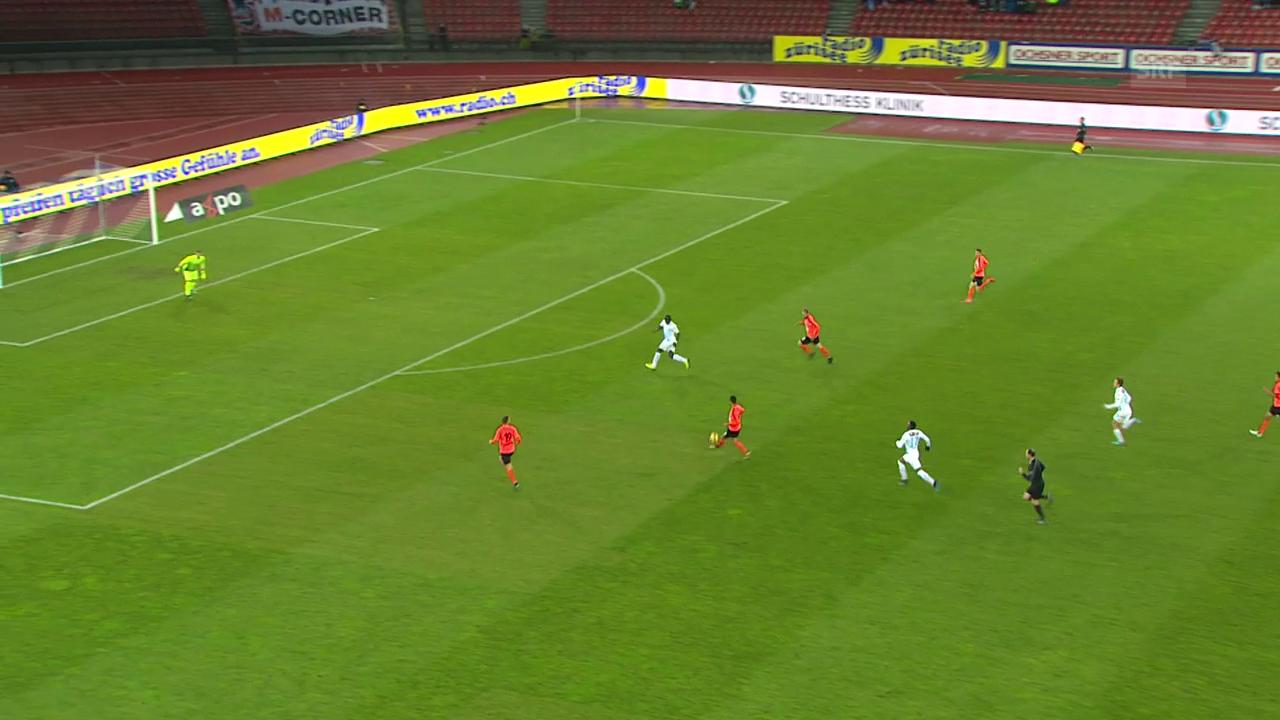 4 gegen 1 schlecht gespielt: Lausanne verpasst das Kontertor