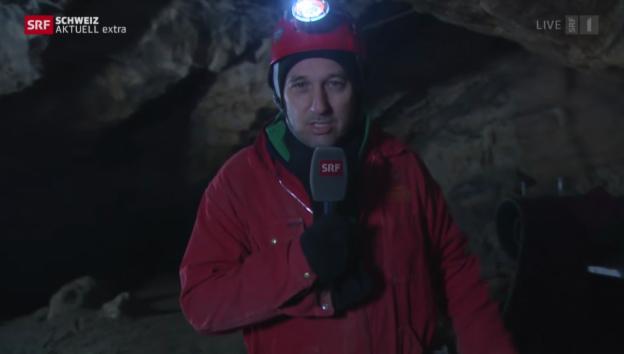 Video «Expedition Hölloch» abspielen