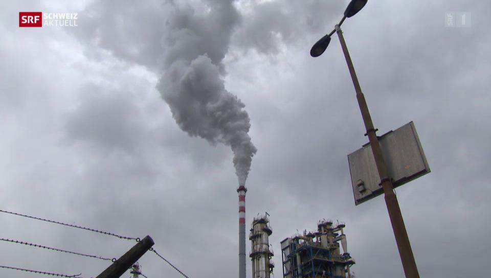 Tamoil-Raffinerie: Umweltschäden befürchtet