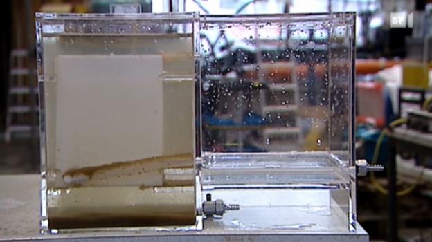 Video «Schweizer Trinkwasserfilter: Vom Prototyp zur Erfolgsstory» abspielen