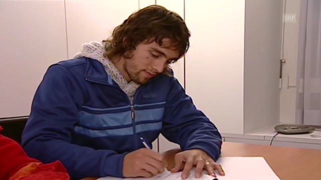 Delgados Zeit beim FC Basel