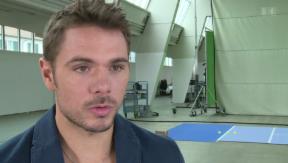 Video «Stan «The Man»: Nach dem Grand-Slam-Sieg regnet es Werbeverträge» abspielen
