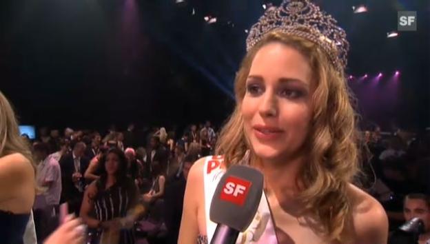 Video «Irina De Giorgi ist die neue Miss Earth Schweiz» abspielen