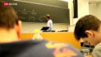 Video «Mangel an einheimischen Professoren» abspielen