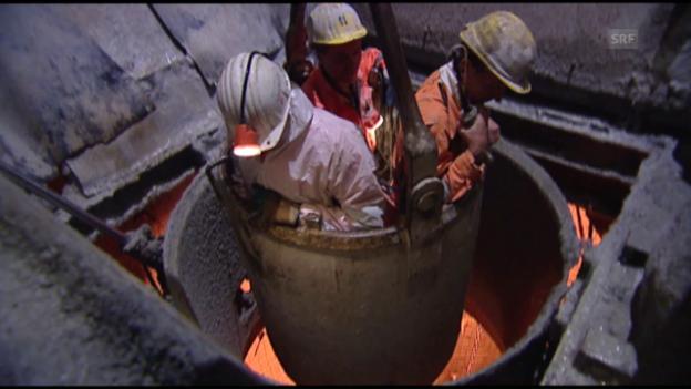 Video ««Im Herzen fühlt jeder, dass die Arbeit gefährlich ist.»» abspielen