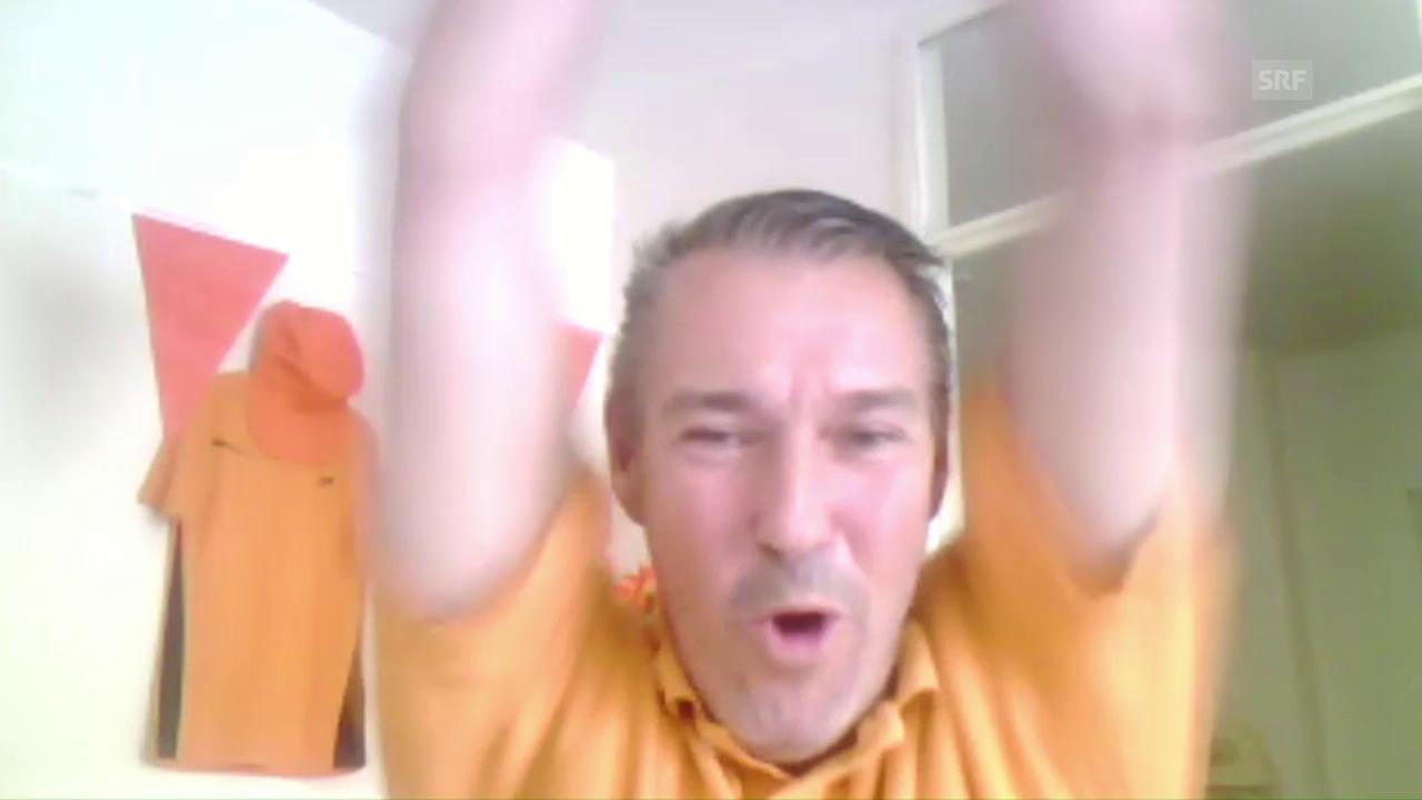 «Tulpen statt Tore»: Folge 4 aus Amsterdam