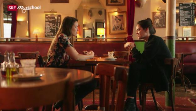 Video «Stimmarbeit – Gespräch unter zwei Augen (2/3)» abspielen