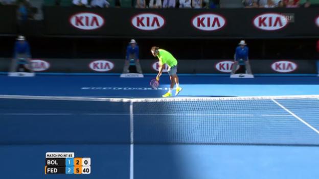 Video «Matchball Federer» abspielen