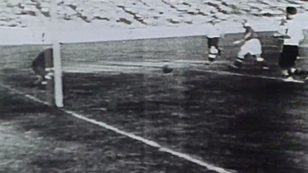 Video «Fussball: WM 1938, SUI-GER» abspielen