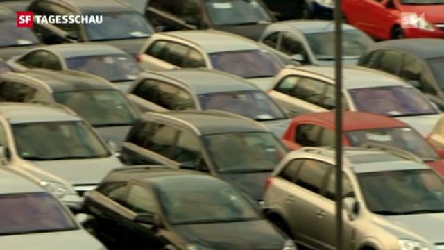 Opel schliesst Werk in Bochum.