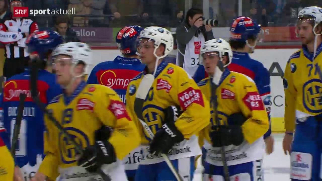 Eishockey: ZSC Lions - Davos
